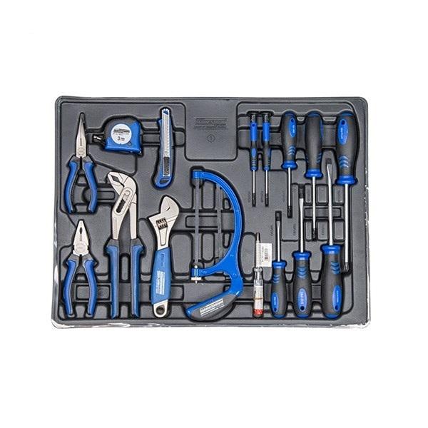 جعبه ابزار 132 پارچه مانسمان آلمان