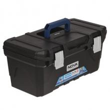 جعبه ابزار 20 اینچ مشکی نووا