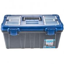 جعبه ابــزار 20 اینچ مشکی نووا با قفل فلزی