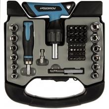 Power Set TH1048 Ratchet Screwdriver Set 48 PCS