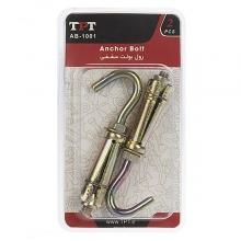 TPT AB-1001 Anchor Bolt Pack Of 2 PCS