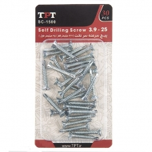 TPT SC-1500 Self Drilling Screw Pack Of 30 PCS