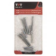 مجموعه 10 عددی پیچ استوانه TPT