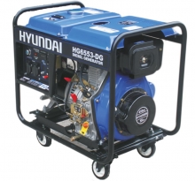 موتور برق 5.3 کیلو وات دیزل هیوندای